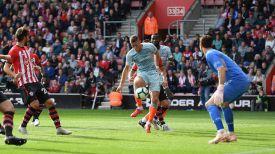 """Во время матча. Фото официального сайта """"Челси"""""""