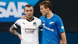 Павел Мамаев и Александр Кокорин. Фото Life.ru