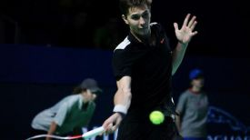 Егор Герасимов. Фото Белорусской теннисной федерации