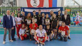Фото Белорусской федерации спочана