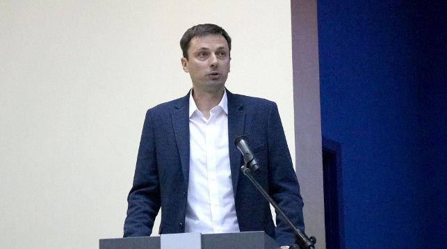 Эдуард Венский. Фото Белорусской федерации волейбола