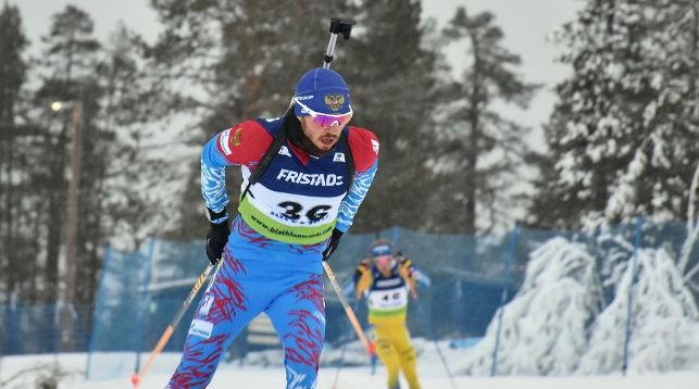 Антон Бабиков. Фото IBU