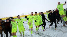 """Футболисты """"Шахтера"""". Фото клуба из Солигорска"""
