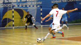 Во время матча. Фото Белорусской федерации мини-футбола