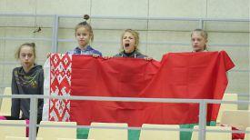 Во время соревнований