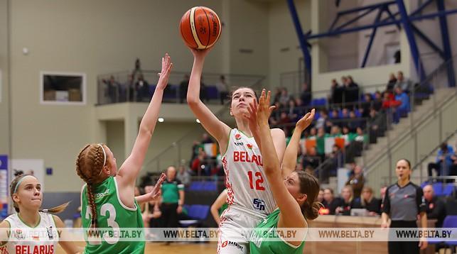 Во время матча Беларусь - Ирландия