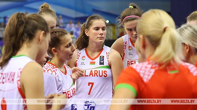 Юниорская сборная Беларуси. Фото из архива