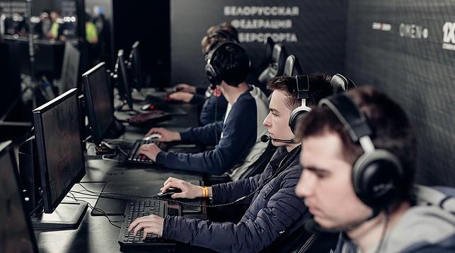 Фото Белорусской федерации киберспорта