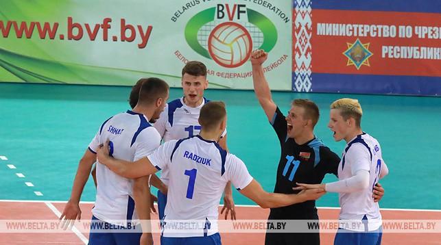Игроки сборной Беларуси. Фото из архива