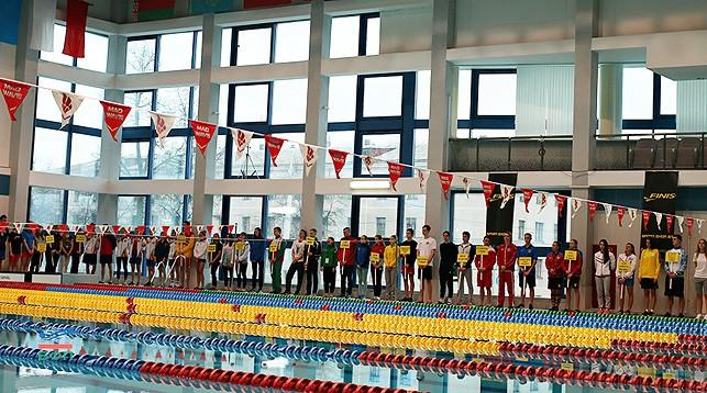 Фото Белорусской федерации плавания