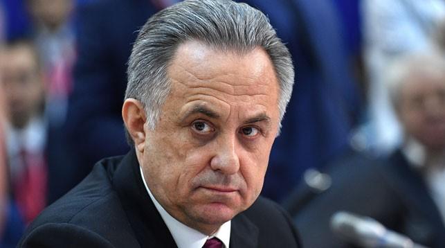 Виталий Мутко. Фото ТАСС