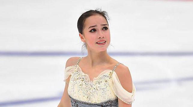 Алина Загитова. Фото rtr-vesti.ru