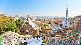 Барселона. Фото из архива