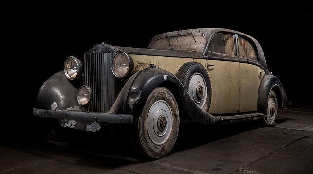 Rolls-Royce 1937