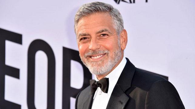 Джордж Клуни. Фото Getty Images
