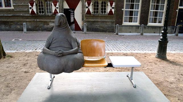 Ждун. Фото официального сайта Маргрит ван Брифорт