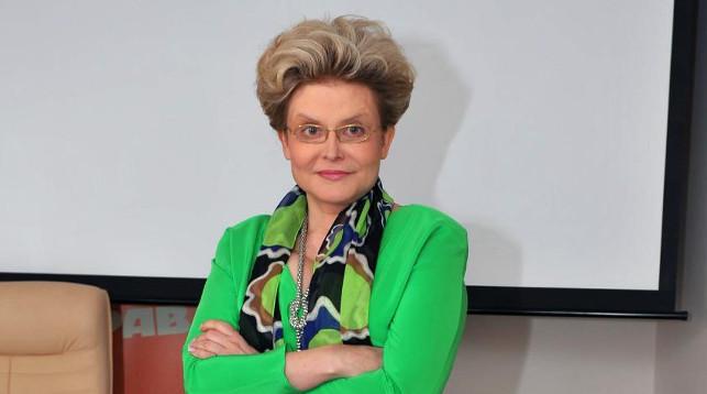 Елена Малышева. Фото utro.ru