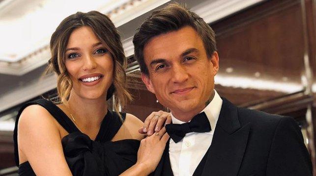 Регина Тодоренко и Влад Топалов. Фото из Instagram-аккаунта