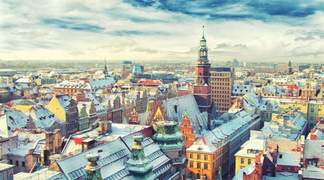 Вроцлав. Фото European Best Destinations