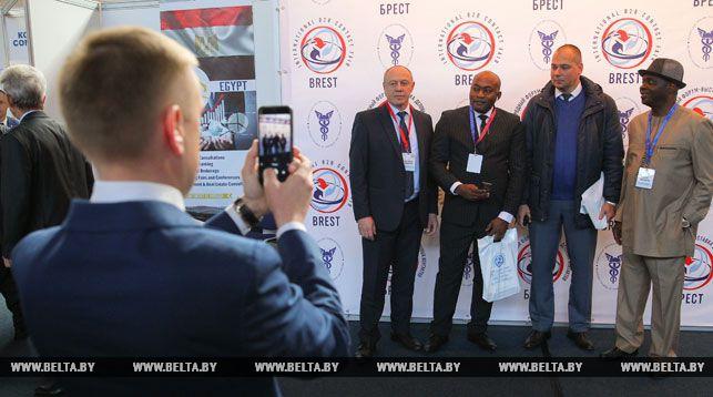 """На III Международном форуме-выставке деловых контактов """"Брест-2018"""""""