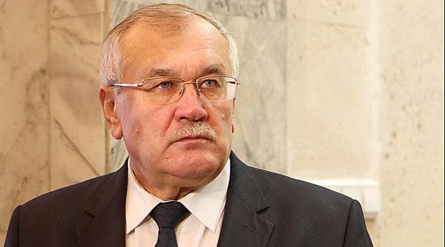 Михаил Михадюк. Фото из архива