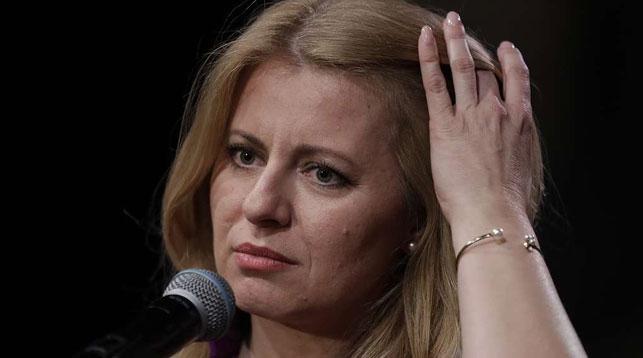 Зузана Чапутова. Фото   AP Photo