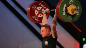 Геннадий Лаптев. Фото Федерации тяжелой атлетики Грузии