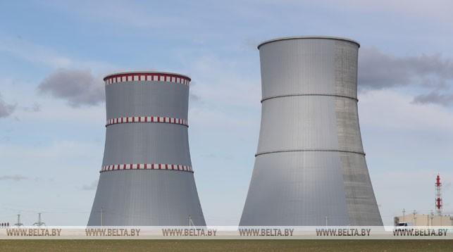 БелАЭС. Фото из архива
