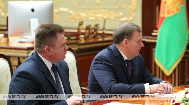 Виталий Великанов будет руководить Белорусской государственной сельхозакадемией, Вячеслав Шутилин - БГЭУ
