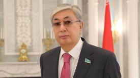 Касым-Жомарт Токаев. Фото из архива