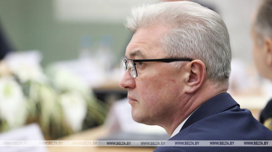 Валерий Малашко. Фото из архива