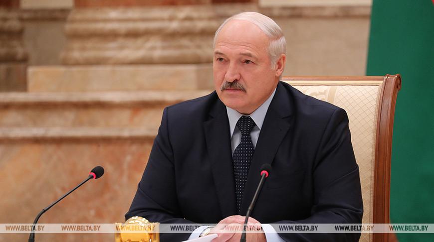 А.Лукашенко: в основе стабильности лежит внутриполитическая ситуация и доверие людей к власти