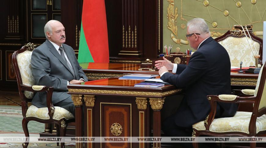 А. Лукашенко требует обеспечить подготовку к школе всех без исключения детей