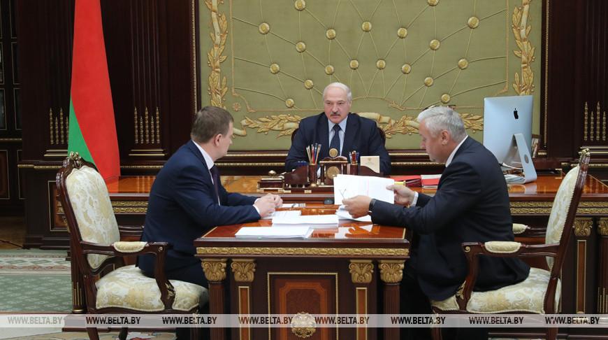 Александр Лукашенко, Александр Турчин и Владимир Дворник