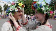 Лукашенко: великая миссия Дня письменности - объединять белорусов мира