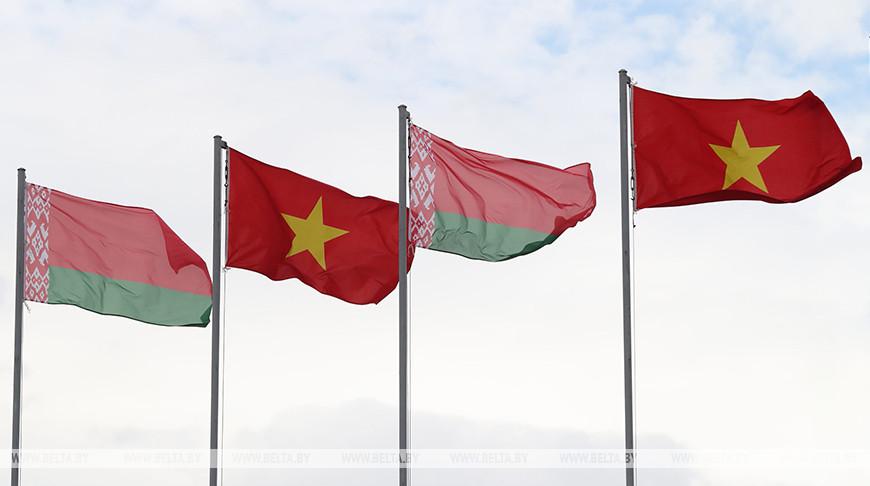 Александр Лукашенко подтвердил готовность Беларуси к дальнейшему последовательному взаимодействию с Вьетнамом