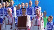 Лукашенко подарил жителям Бреста уникальный экземпляр Библии