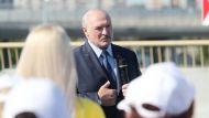 """""""Нам никто не запретит смотреть в разные стороны"""" - Лукашенко подтверждает курс на многовекторность"""