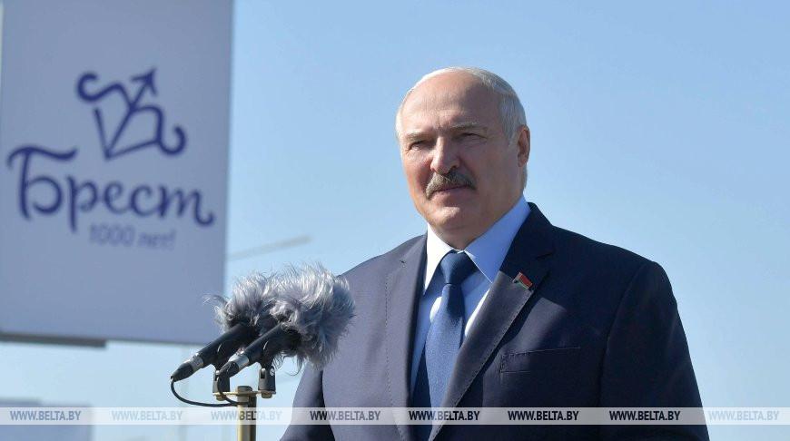 Лукашенко о брестском аккумуляторном заводе: я на стороне людей