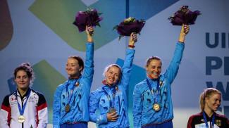 Фото Международной федерация современного пятиборья
