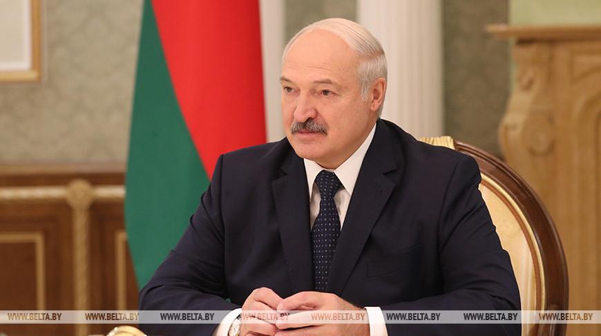 Александр Лукашенко: для Беларуси большая честь принимать легкоатлетический матч Европа-США