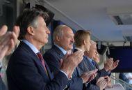 Лукашенко предложил провести следующий легкоатлетический матч Европа - США снова в Минске