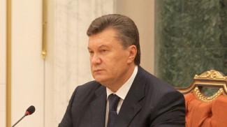 Виктор Янукович. Фото из архива