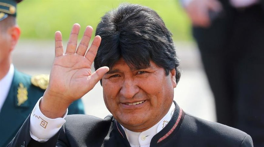 Эво Моралес. Фото   Reuters