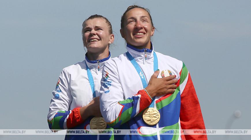 Марина Литвинчук и Ольга Худенко. Фото из архива