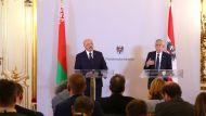 Лукашенко о Беларуси: мы абсолютно открытая страна