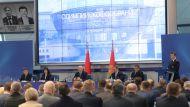 Лукашенко: плавание и легкую атлетику надо носить на руках
