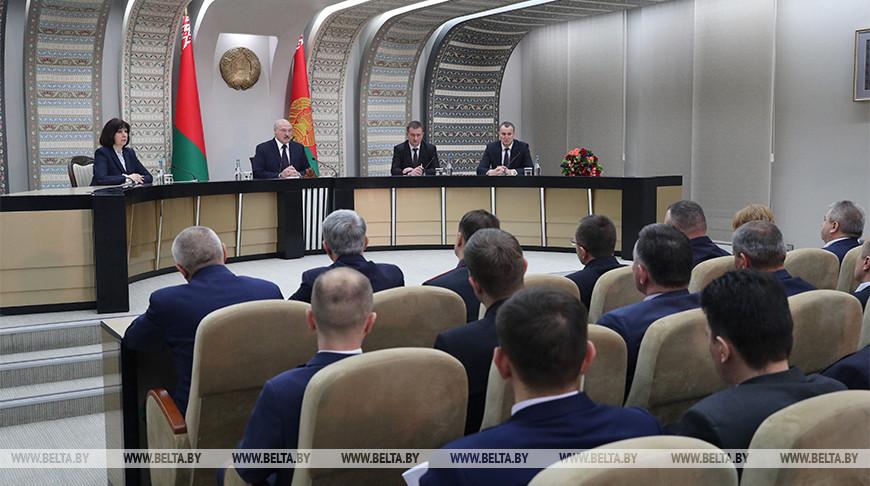 Лукашенко: нужно равномерно развивать Минскую область, а не только «золотые земли» между кольцевыми