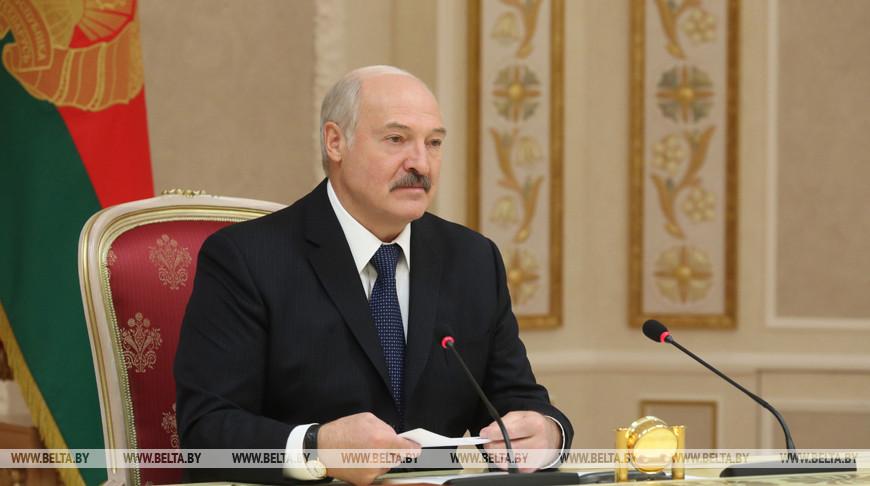 Александр Лукашенко: нужно искать новые точки роста в развитии сотрудничества Беларуси и Татарстана
