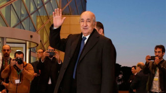 Абдельмаджид Теббун. Фото www.aa.com.tr